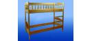 Дерев'яне ліжко Карат